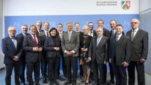 """Regierungskommission """"Mehr Sicherheit für Nordrhein-Westfalen"""""""