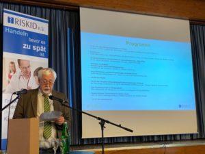 Grußworte für die Ärztekammer Nordrhein
