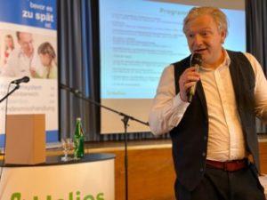 Dr. Markus Schäfer, BVKJ Obmann der Duisburger Kinder- und Jugendärzte