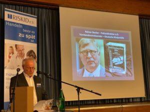Dr. Ralf Kownatzki: Laudatio für Rainer Becker